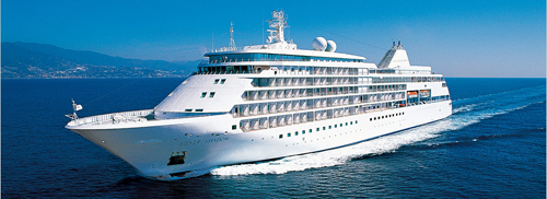 SILVERSEA: Silver Shadow